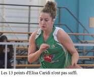Basket-ball (N3 féminine): battu par Neuville-en-Ferrain, Escaudain décroche  (VdN)
